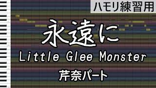 リトグリ 永遠に 各パート別 再生リスト https://www.youtube.com/playl...