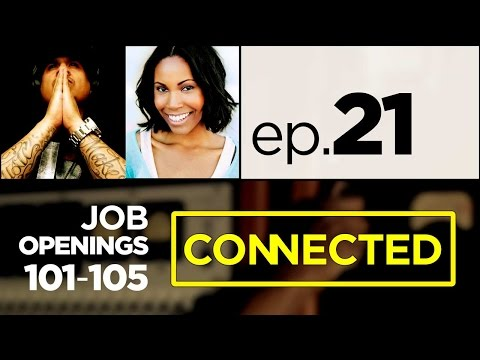 #CONNECTED 21 | Audio Jobs in Virginia & New Orleans - Film Jobs in SF, Brea & Redmond