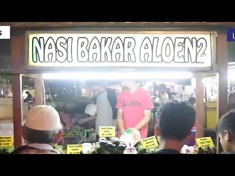 Liputan Kuliner Alun Alun Bekasi Sop Buah Dan Nasi Bakar