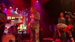 Andreas Dorau & die Marinas - Lokomotivführer, Live in Berlin Kreuzberg, 27.09.2019