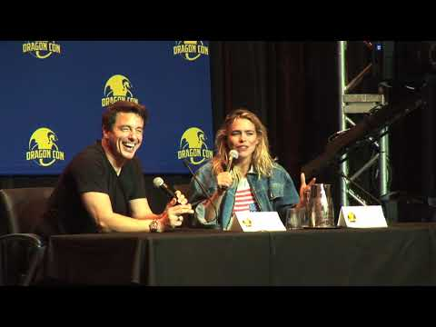 Billie Piper A Moment with Rose and Lily Dragon Con September 3, 2017