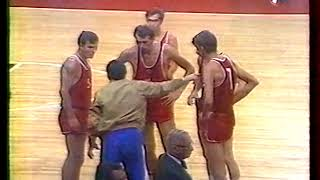 видео Победа сборной СССР по баскетболу на Олимпиаде 1972 года