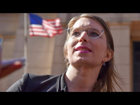 Chelsea Manning Jailed for Refusing to Cooperate with Wikileaks Grand Jury