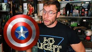 Dad Reviews Captain America: Civil War