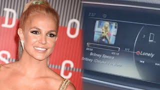 Britney Spears SINGS Her Song 'Lonely' Amid On-Going Conservatorship Battle
