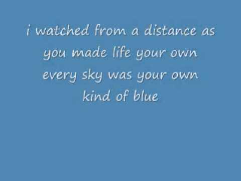 Lyrics to Crazier By Taylor Swift
