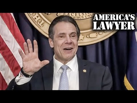 Andrew Cuomo Falls From Hero To Absolute Zero As Democrats Push For Resignation