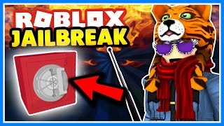 🔴 LEGENDARY SAFE UNBOXING AND ROBBING THE BANK!! | Roblox Jailbreak | Guess The Famous Characters