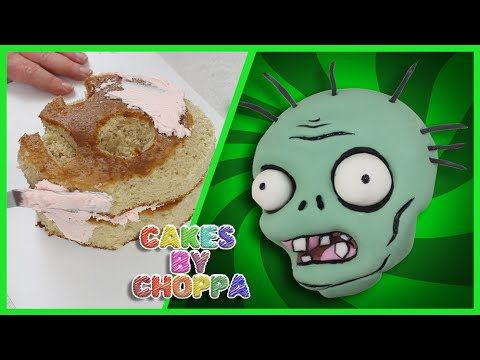 Plants Vs Zombies Cake How To Feat ErnestVideos1 YouTube
