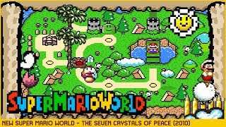 New Super Mario World - The Seven Crystals of Peace