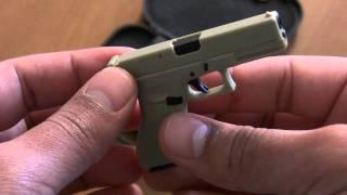 Mini Glock 17 1/3 Pistol (HD) thumbnail