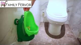 Frog Potty Training