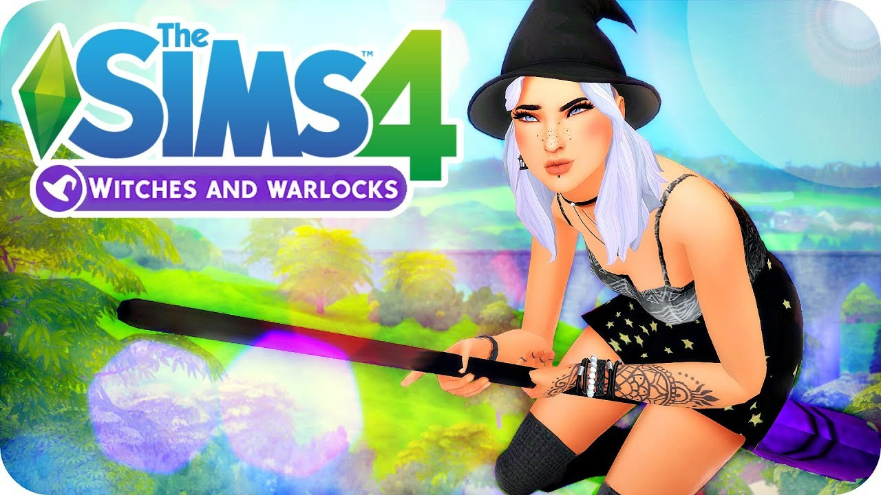 Sims 4 realm of magic mods