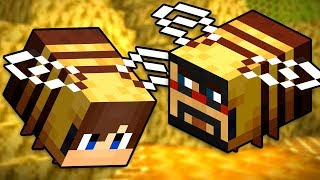Minecraft But We're Bees