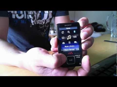 Sony Walkman NWZ-A829