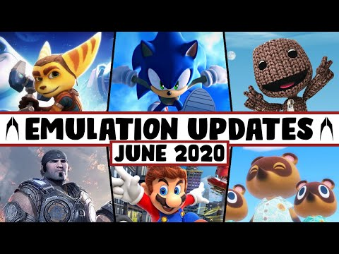 Emulation Update Recap - June 2020 | Major Improvements All Around from YouTube · Duration:  20 minutes 11 seconds