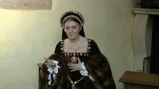 Sarah Moris talks about Anne Boleyn and her book, 'Le Temps Viendra:a novel of Anne Boleyn': 2013