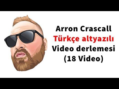 Arron Crascall Türkçe Altyazılı Video Derlemesi #1 (18 Video)