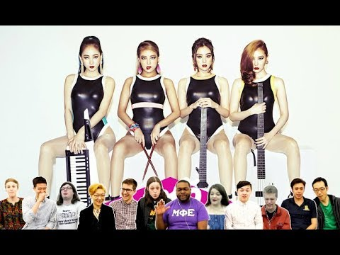 Classical Musicians React: WONDER GIRLS 'I Feel You' vs 'Why So Lonely'