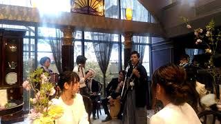 河島フェス2018 4.7 ボーカル&ギター かわしま ボーカル&タンバリン ...