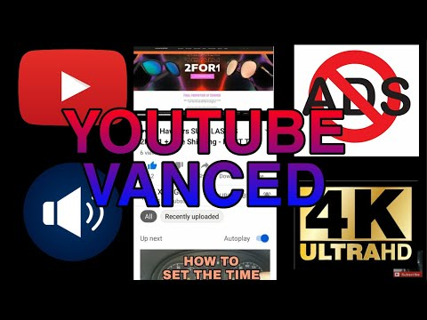 How to download and install YouTube Vanced - Background play - No Ads - No Root - Log in MicroG