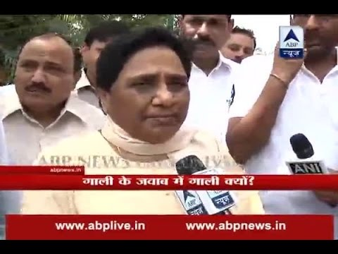 Exclusive: Mayawati talks to ABP News over BSP workers traumatising daughter of Dayashanka