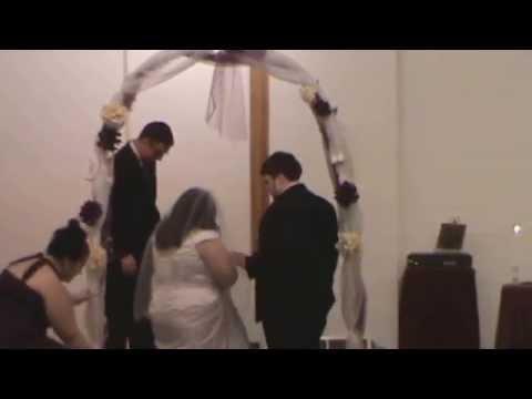 Tyler and Macala Wedding for YouTube
