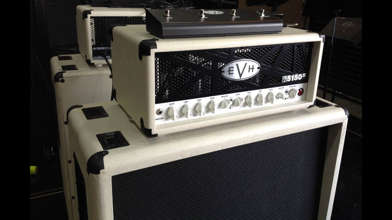 evh 5150 iii guitar amp tube head 2014 review youtube. Black Bedroom Furniture Sets. Home Design Ideas
