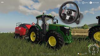 Farming Simulator 19 l How to setup G25/G27/G29/