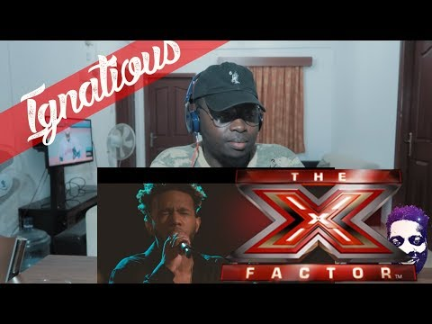 The Voice 2017 Blind Audition Ignatious Carmouche