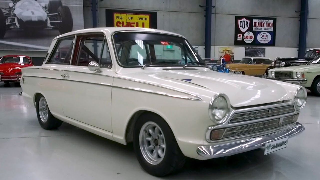 1965 Ford Cortina GT500 2DR Sedan - 2020 Shannons Winter Timed Online Auction