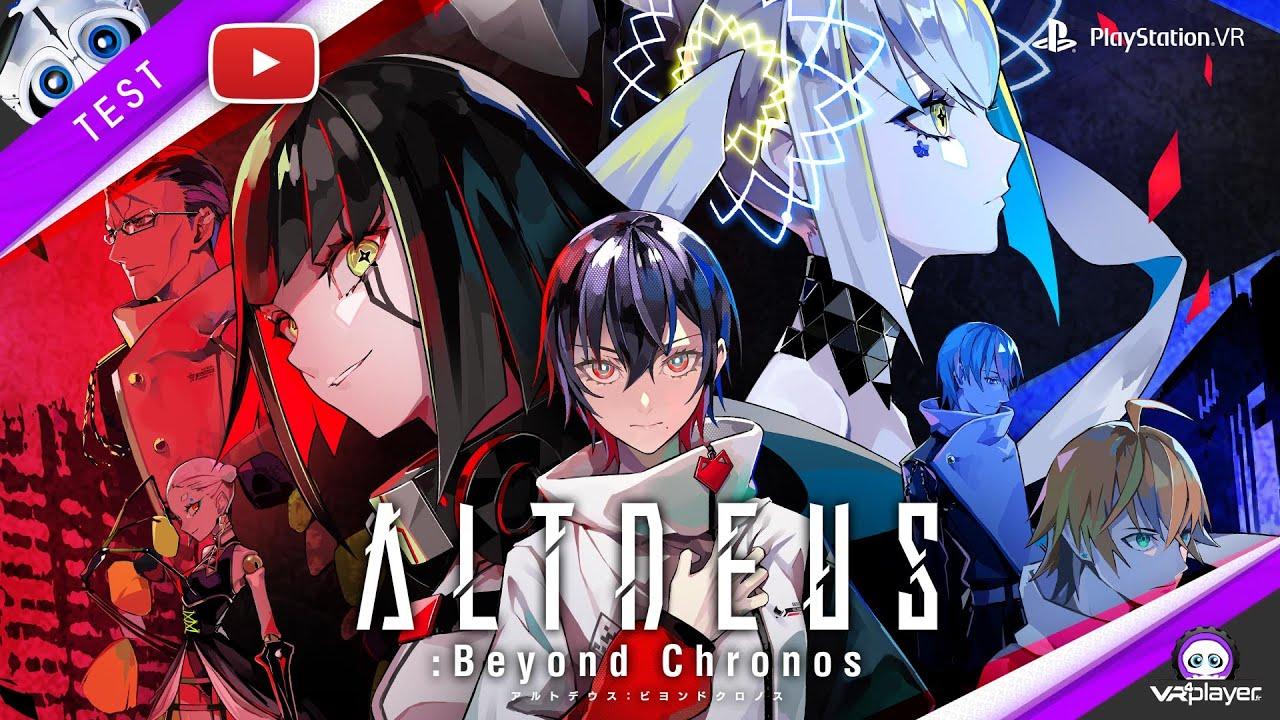 ALTDEUS BEYOND CHRONOS [TEST] PlayStation VR PSVR VR4Player