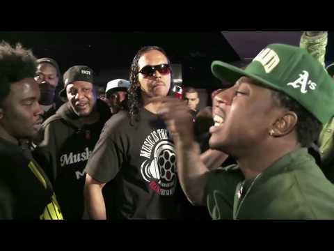 Fire moments in 1 Rounders of Battlerap part 2 Remastered