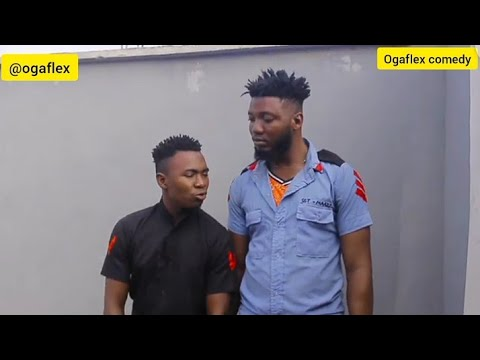 Download THE CRIME FIGHTER    REAL HOUSE OF COMEDY ft OYIKOWORLD    OGAFLEX