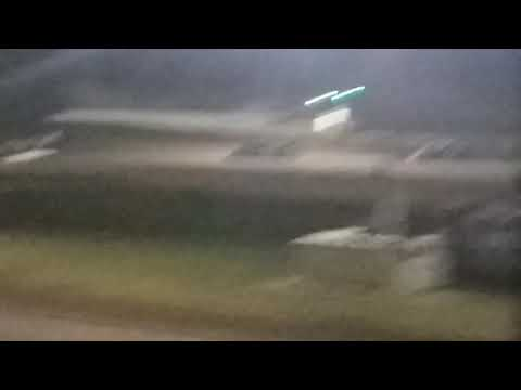 Late model Heat 1 - Caney Valley Speedway  9/29/18