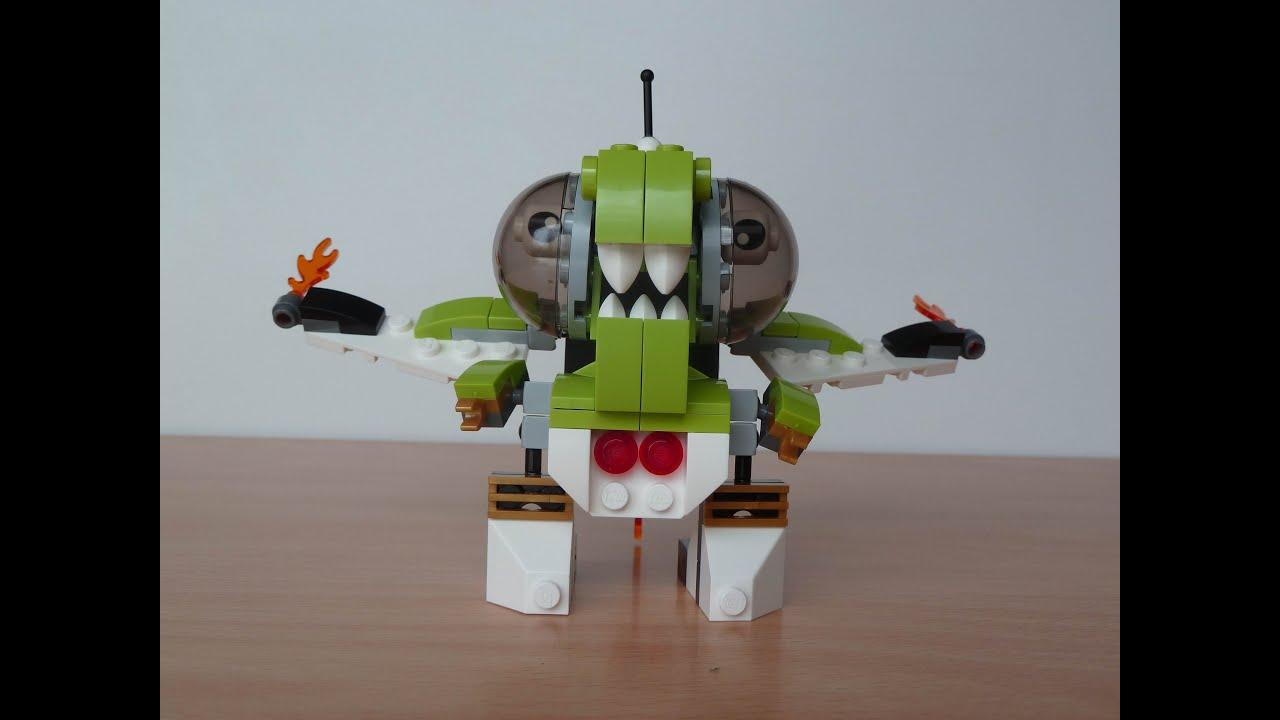 Max lego mixels series 4 lego 41527 rokit lego 41528 niksput lego
