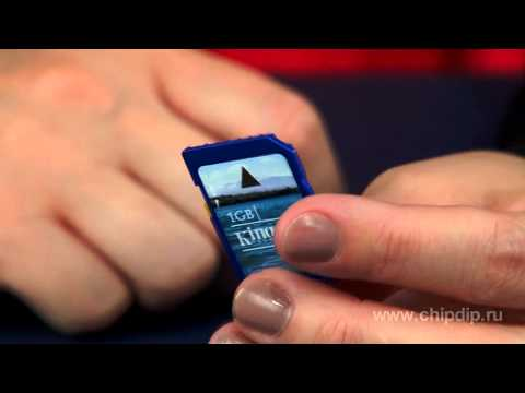 Secure Digital (SD) Memory Cards