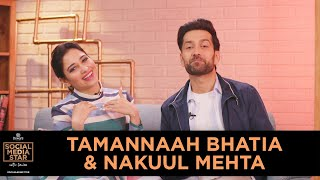 'Social Media Star with Janice' E06 Nakuul Mehta & Tamannaah Bhatia