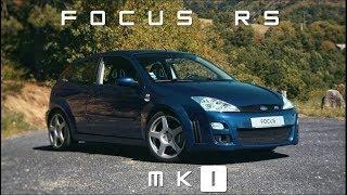 [ESSAI] Ford Focus RS MK1 - WRC dans l