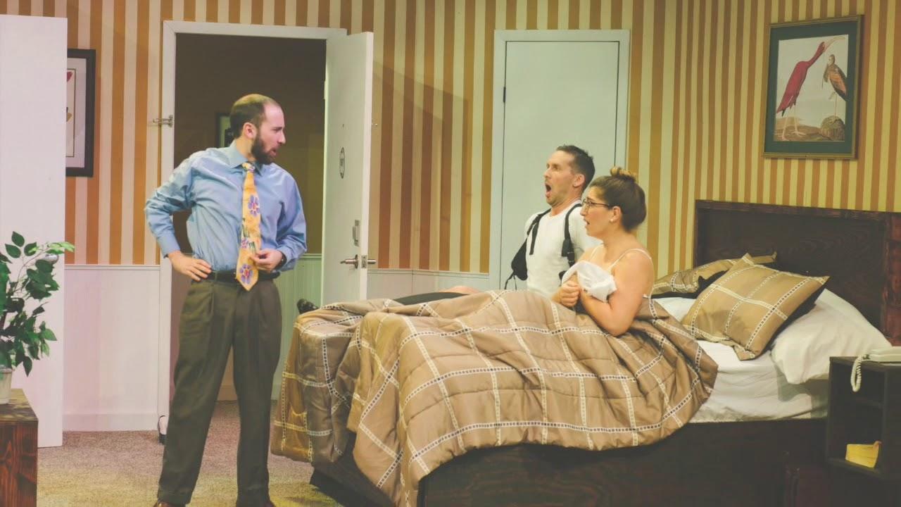 Keegan Theatre's Unnecessary Farce Trailer