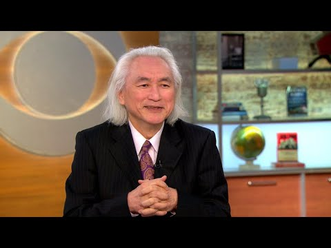 "Michio Kaku on ""The Future of Humanity,"" Mars and space exploration"
