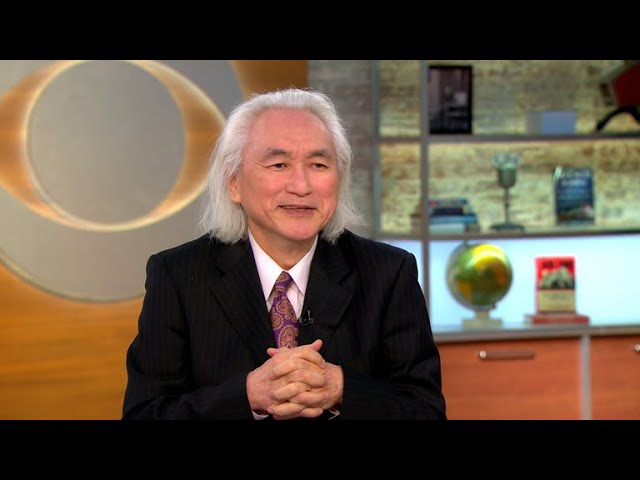 Michio Kaku on The Future of Humanity, Mars and space exploration