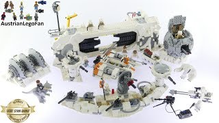 Lego Star Wars 75098 Assault on Hoth™ ▻Click here to Subscribe : https://www.youtube.com/c/AustrianLegoFan?sub_confirmation=1 ▻Click here for all New ...