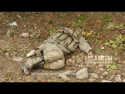 Алиев не забирает трупы своих солдат