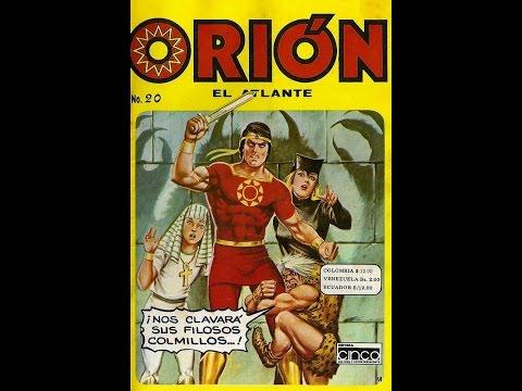 Orion 20(Revista de historietas)