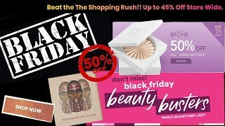 LIVESTREAM: Black Friday Sales & Wishlist!!!