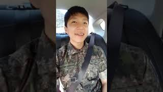 U-KISS SOOHYUN IG STORY LIVE2019.09.01