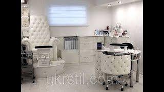 Педикюрное кресло Трон Ice Queen(, 2017-07-31T13:36:48.000Z)