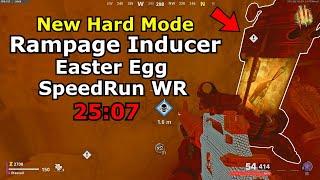 New Mauer Der Toten Easter Egg SpeedRun World Record 25:06 with rampage inducer