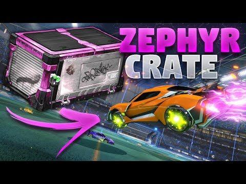 New 'Zephyr Crate' On Rocket League thumbnail